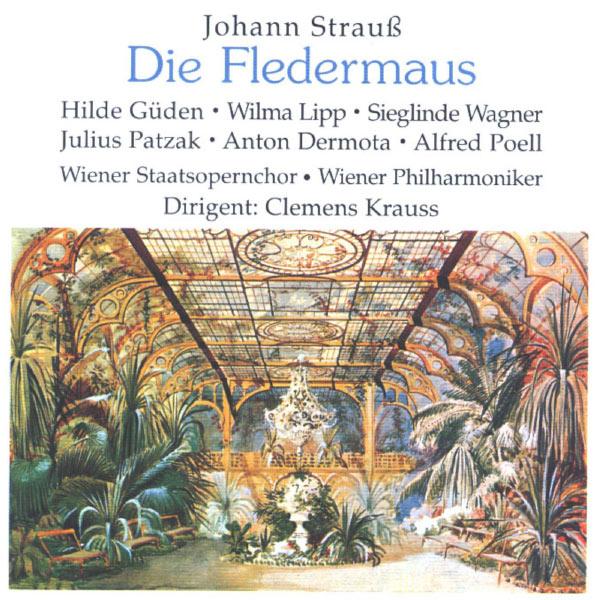 Clemens Krauss - Die Fledermaus