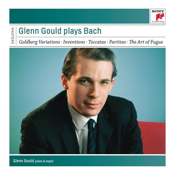 Glenn Gould - Glenn Gould plays Bach - Sony Classical Masters