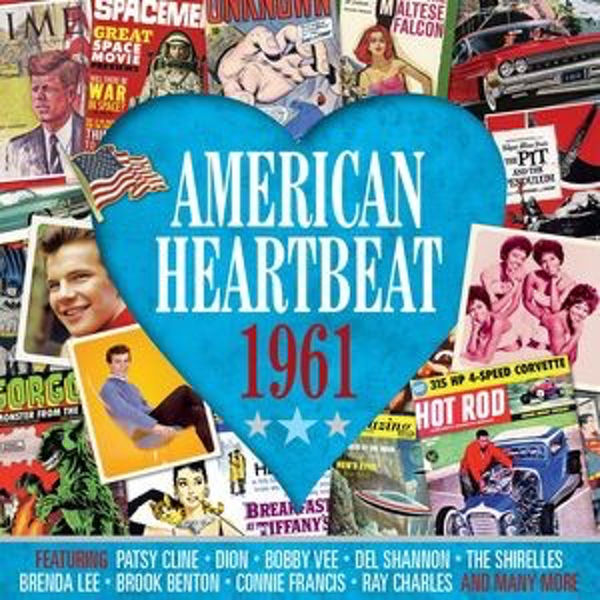 Various Artists - American Heartbeat 1961