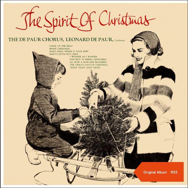 The De Paur Chorus - The Spirit of Christmas (Original Album 1955)