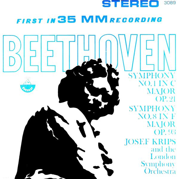 London Symphony Orchestra - Beethoven: Symphonies No. 1 & 8 (Transferred from the Original Everest Records Master Tapes)