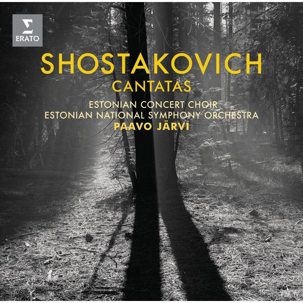 """Kostiantyn Andreiev - Shostakovich: Cantatas """"Song of the Forests"""""""