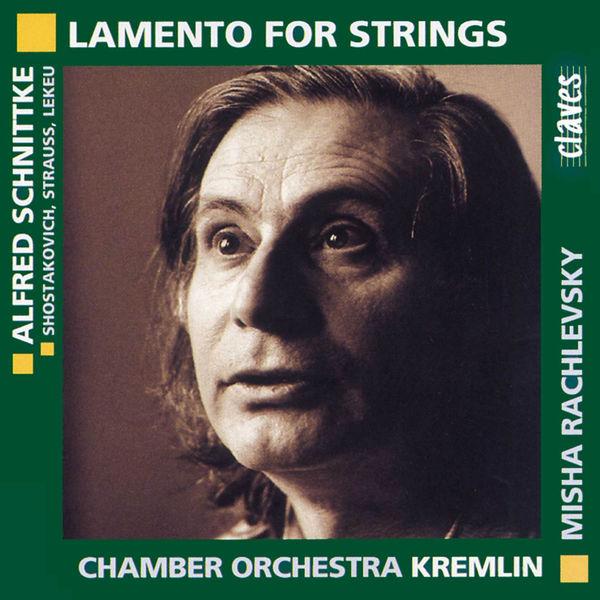 Alfred Schnittke - Lamento for Strings