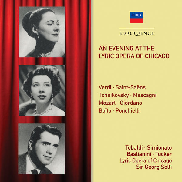 Sir Georg Solti - An Evening At The Lyric Opera Of Chicago