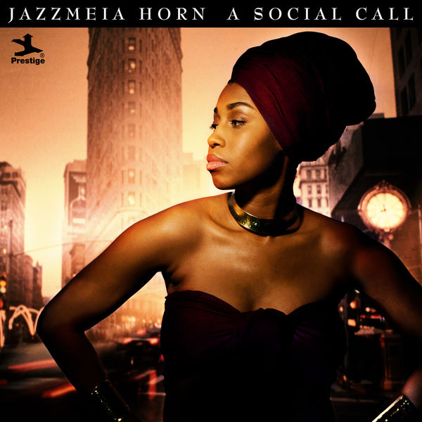 Jazzmeia Horn - I'm Going Down