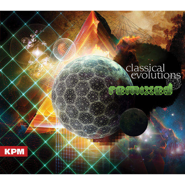 Josh Powell - Classical Evolutions: Remixed