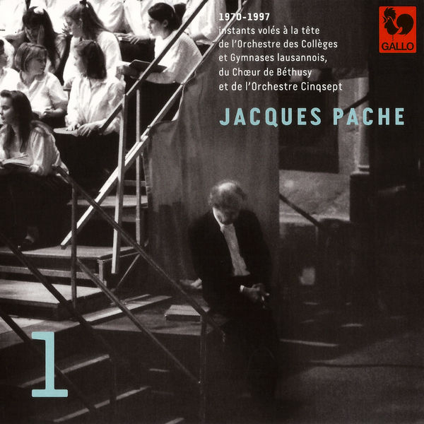 Wolfgang Amadeus Mozart - Mozart - Schröter - Bach - Handel - Cavalli - Corelli - Galuppi - Telemann: Jacques Pache, passeur de souffle, de beauté et d'exigence, Vol. 1
