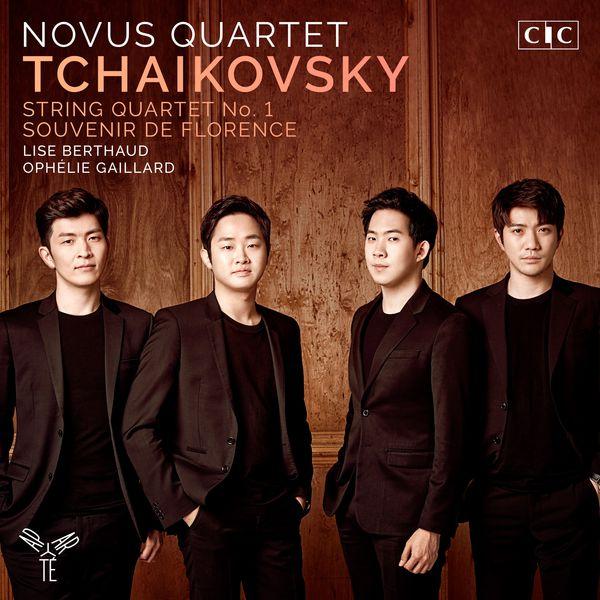 Novus Quartet - Tchaikovsky: String Quartet & Souvenir de Florence