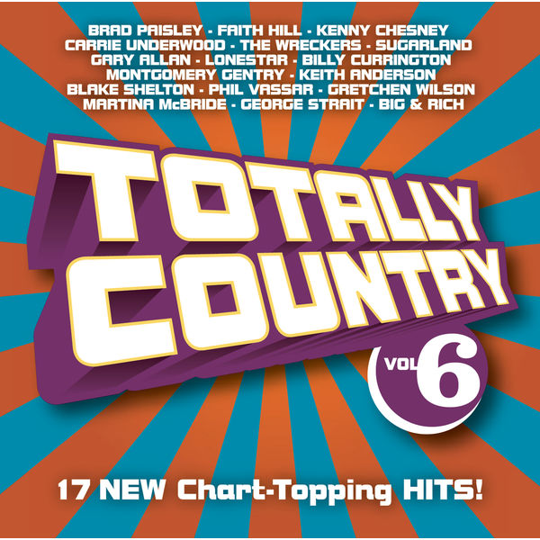 Various Artists - Totally Country Vol. 6