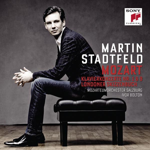 Martin Stadtfeld - Mozart: Piano Concertos Nos. 1 & 9, Pieces from London Sketchbook