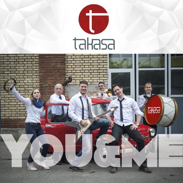 Takasa - You And Me