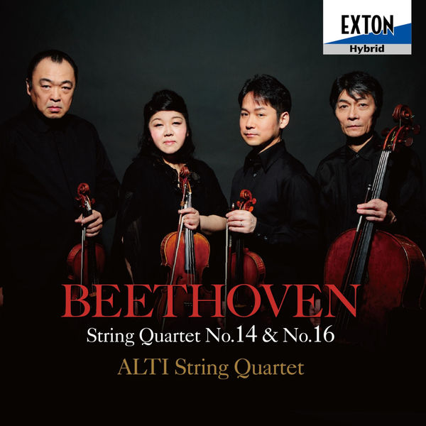 Beethoven: String Quartet No  14 & No  16 | Ludwig van Beethoven by