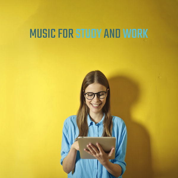 Music for Study and Work: Soft Jazz Background Supporting