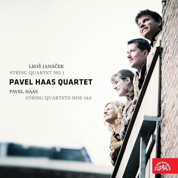 Pavel Haas Quartet|Janáček, Haas: String Quartets