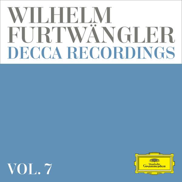 Wilhelm Furtwängler - Wilhelm Furtwängler: Decca Recordings
