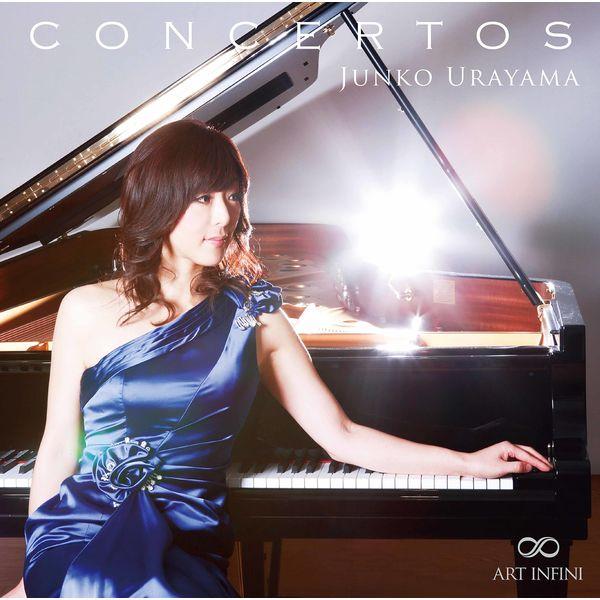 Junko Urayama - Chopin & Rachmaninoff: Piano Concertos