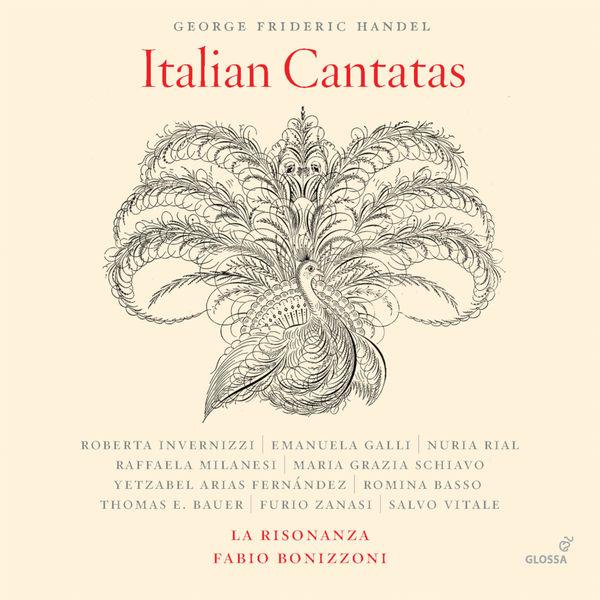 Roberta Invernizzi - Handel: Italian Cantatas