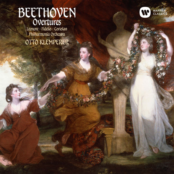 Philharmonia Orchestra - Beethoven: Overtures