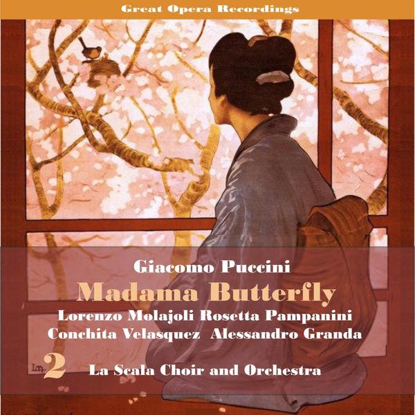 Lorenzo Molajoli - Giacomo Puccini: Madama Butterfly [1928], Vol. 2