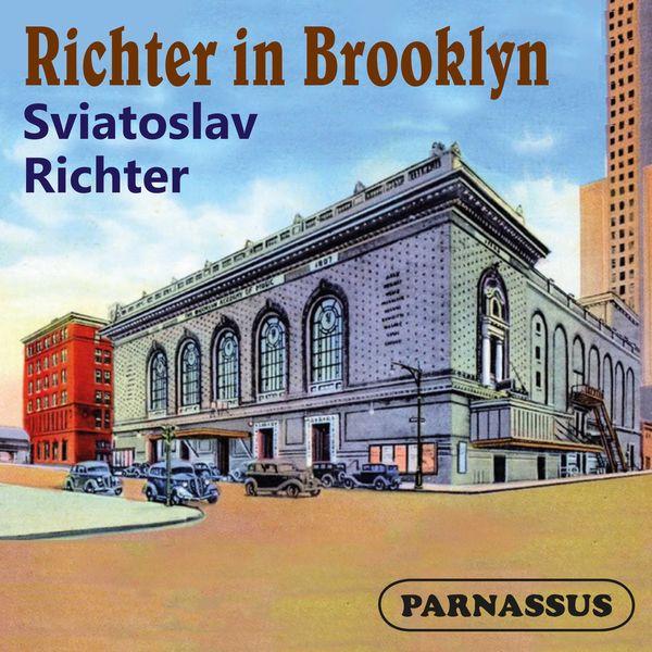 Sviatoslav Richter - Richter in Brooklyn