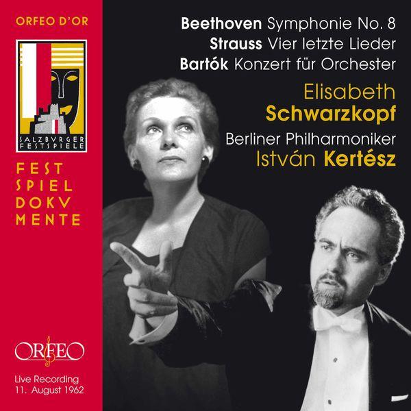 Berliner Philharmoniker - Beethoven, Strauss & Bartók: Orchestral Works (Live)