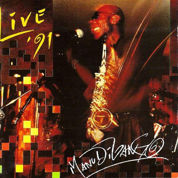 Manu Dibango - Manu Dibango Live 91