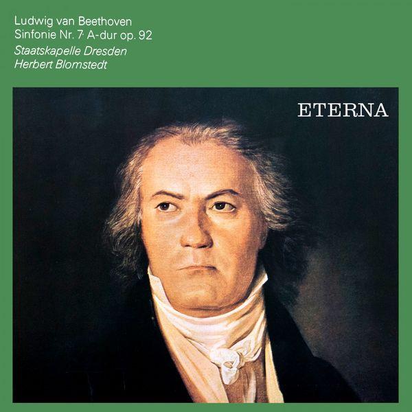 Herbert Blomstedt - Beethoven: Symphony No. 7 (Remastered)