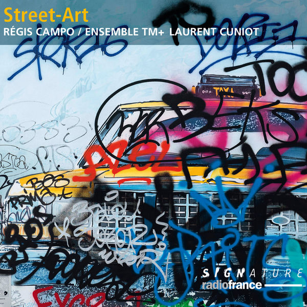 Ensemble TM+ - Street-Art