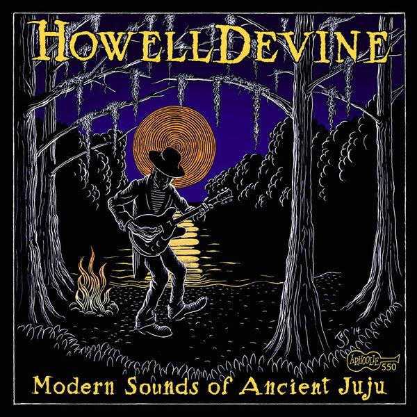 Howell Devine - Modern Sounds of Ancient Juju