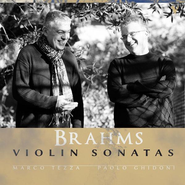 Paolo Ghidoni - Brahms: Violin Sonatas