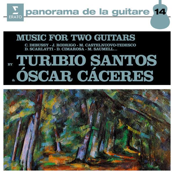 Turibio Santos - Music for Two Guitars, Vol. 1