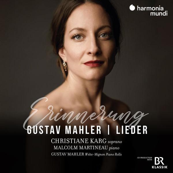 Christiane Karg - Mahler: Lieder