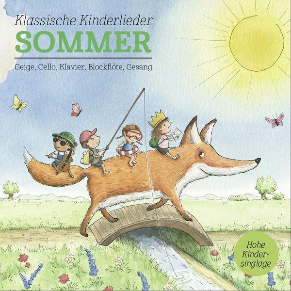 Coretta Kurth - Klassische Kinderlieder Sommer