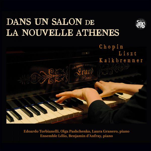 Various Artists - Dans un salon de la Nouvelle Athènes (Live)