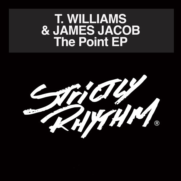 T. Williams - The Point EP