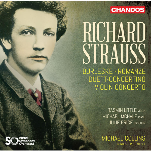 Michael McHale - Strauss: Concertante Works