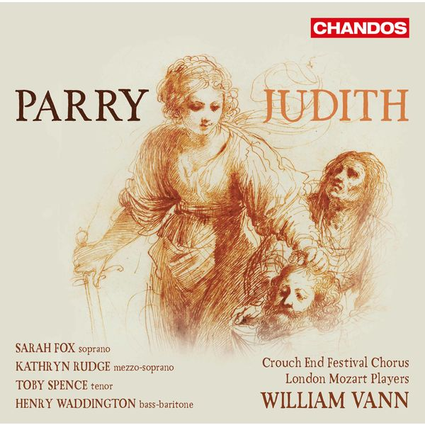 London Mozart Players - Parry: Judith