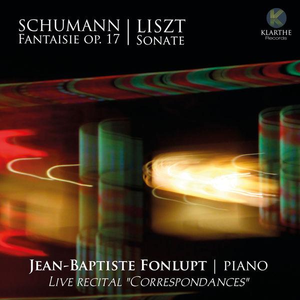 "Jean-Baptiste Fonlupt - Live recital ""Correspondances"""