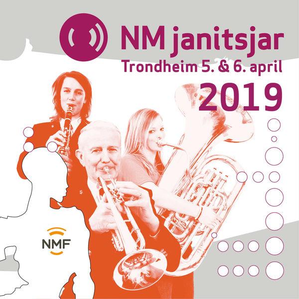 Various Artists - NM Janitsjar 2019 - 2 divisjon