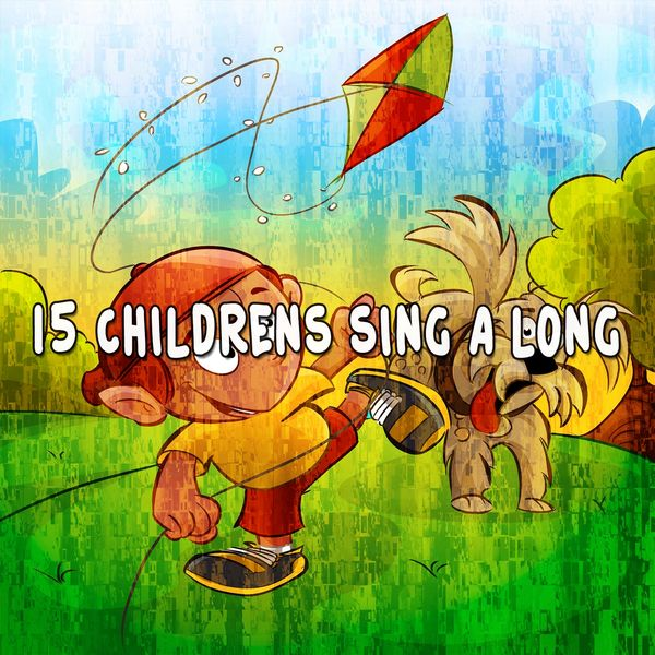 The Playtime Allstars - 15 Childrens Sing a Long