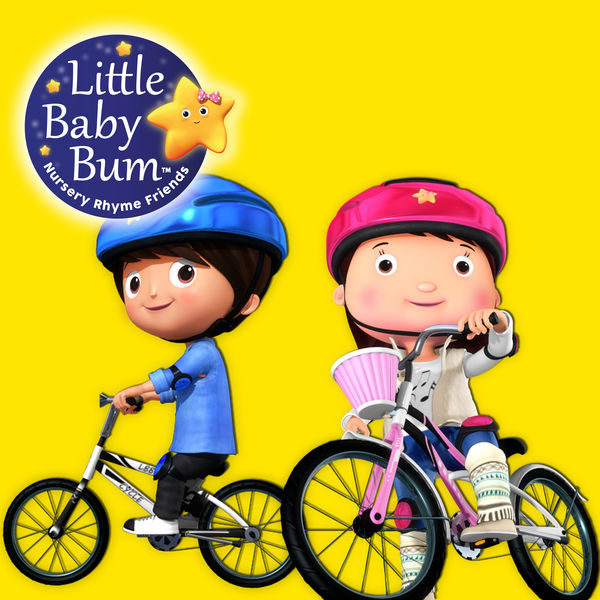 Little Baby Bum Nursery Rhyme Friends - On a Bike