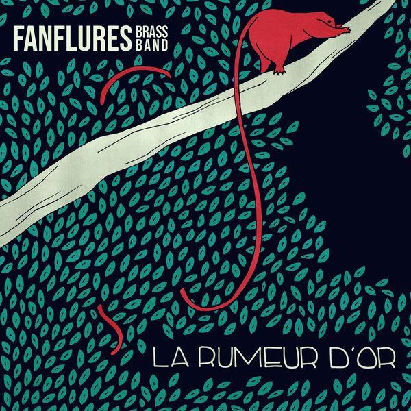 Les Fanflures Brass Band - La rumeur d'or