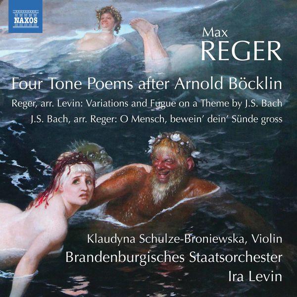 Ira Levin - Reger : Orchestral Works