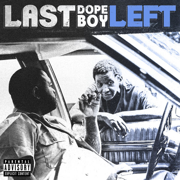 Da Great Ape - LAST DOPE BOY LEFT