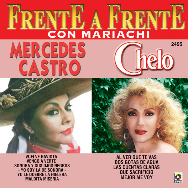 Album Frente A Frente Mercedes Castro Qobuz Download And