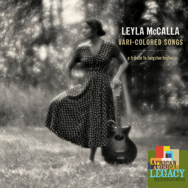 Leyla McCalla Vari-Colored Songs: a Tribute to Langston Hughes