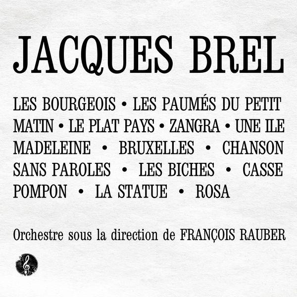 Jacques Brel Jacques Brel