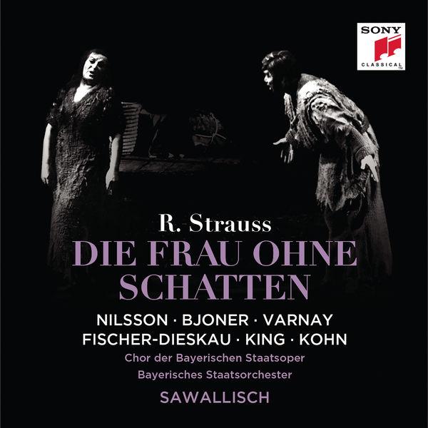Wolfgang Sawallisch - Strauss: Die Frau ohne Schatten, Op. 65