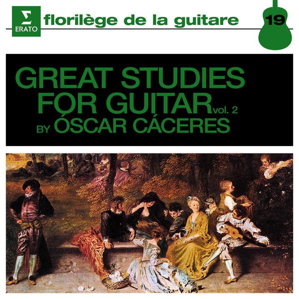 Oscar Caceres - Great Studies for Guitar, Vol. 2