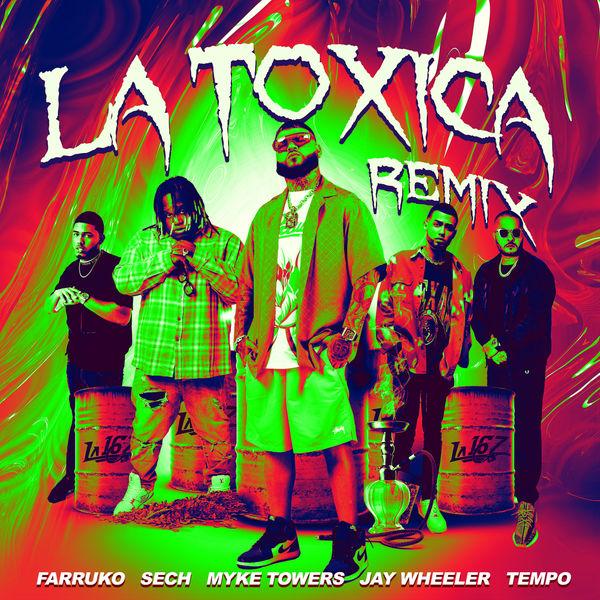 Farruko - La Tóxica (Remix)